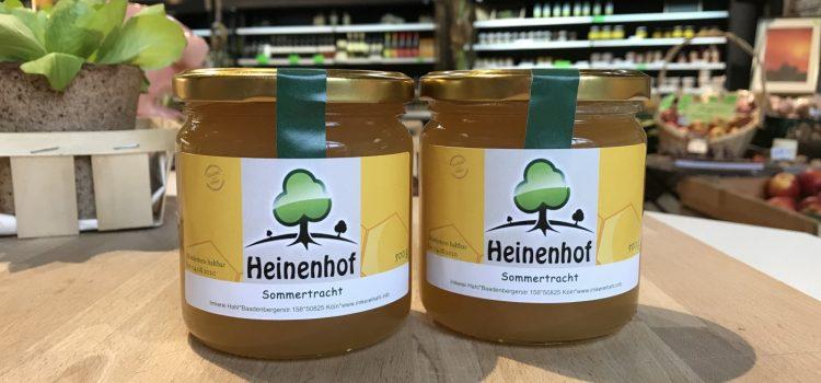 Honig von der Heinenhof-Imkerei