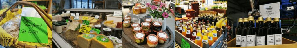 Frische Produkte vom Bauernhof Köln Pulheim Orr