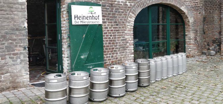 Die ersten Biere rechtzeitig zur fünften Jahreszeit